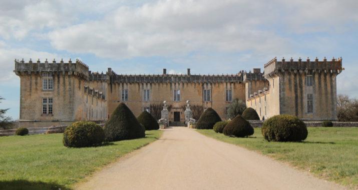Château Chesnel à Cherves Richemont