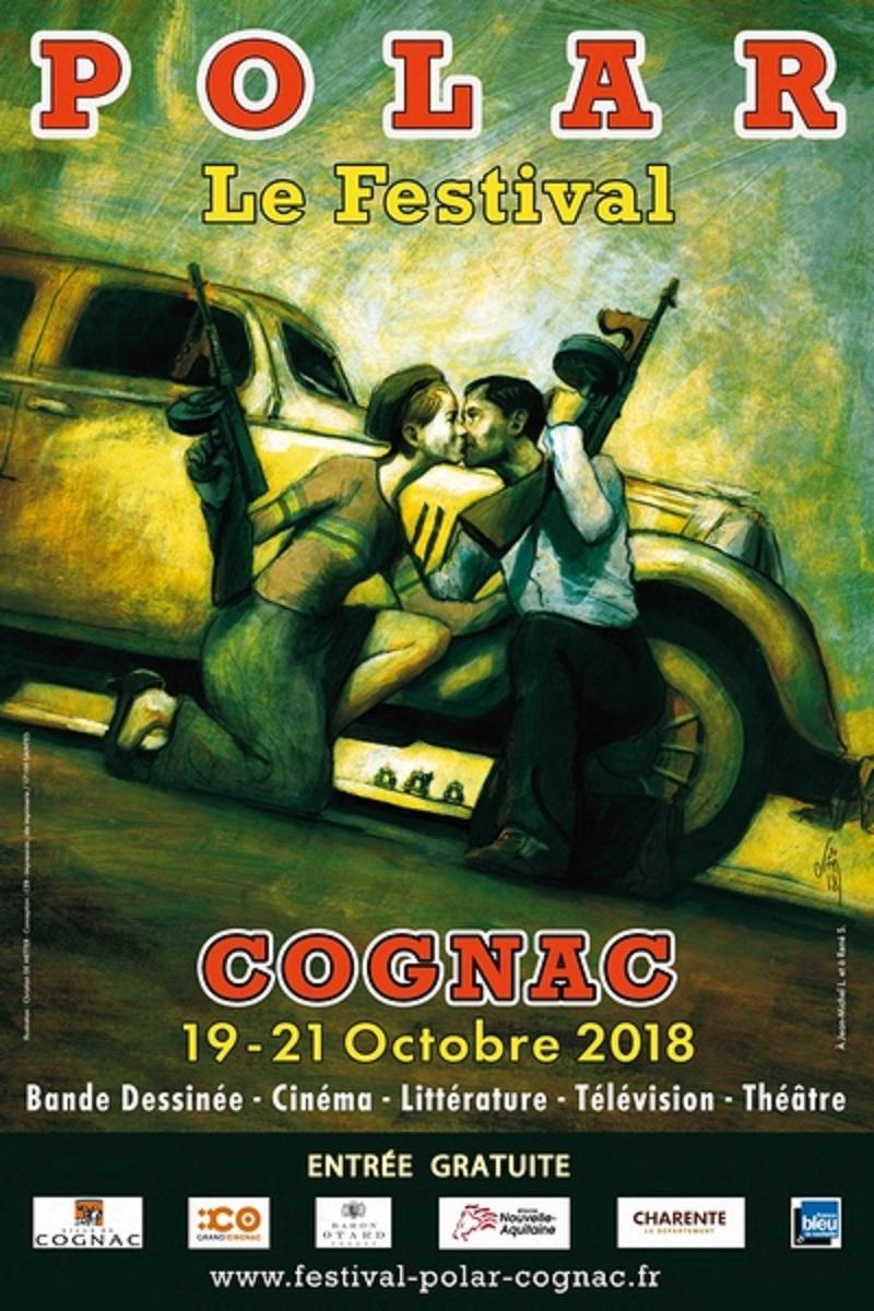 9025f0b8442 Le Festival Polar de Cognac est né en 1996 avec comme invités principaux des  romanciers et des dessinateurs de BD en lice pour les prix « Polar ».