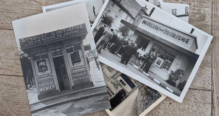 Cent ans de tourisme à Cognac, office de tourisme et syndicat d'initiatives
