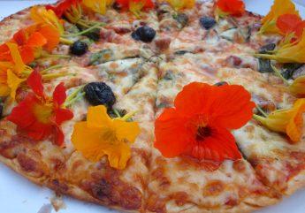Pizza au Jardin
