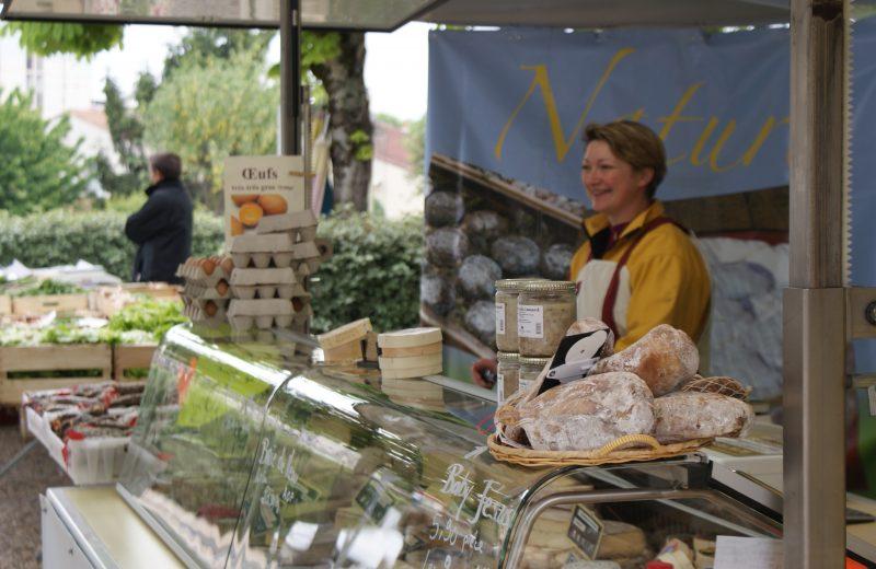 Marché de Plein Vent – Saint-Jacques à Cognac - 0