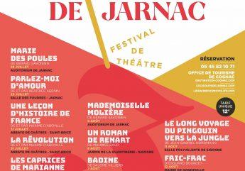 Festival les trois coups de Jarnac