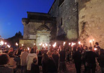 Les nocturnes de Cognac ville d'art et d'histoire