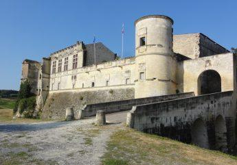 Escapade historique au château de Bouteville