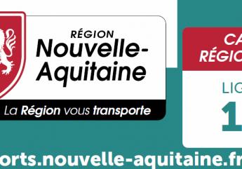 Ligne bus n°15 – Cognac Angoulême