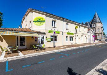 Hôtel-Restaurant L'Oliveraie
