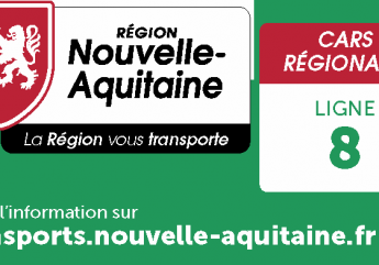 Bus Charente – Ligne 8 Châteauneuf-Angoulême