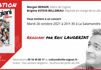 Eric Laugerias chante Reggiani