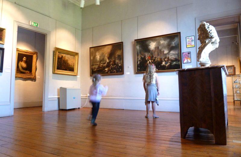 MUSÉE D'ART ET D'HISTOIRE à COGNAC - 7