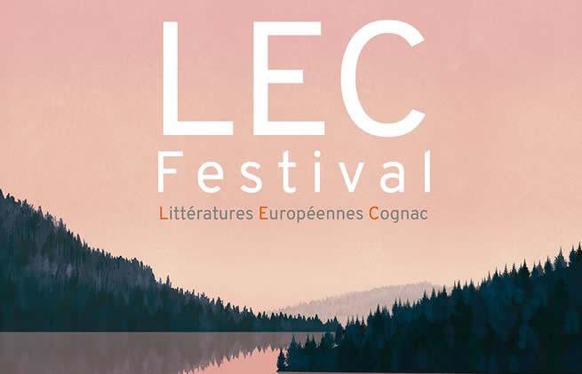 FESTIVAL LITTÉRATURES EUROPÉENNES COGNAC à COGNAC - 0