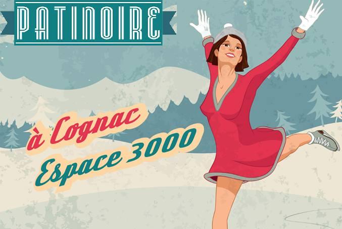 PATINOIRE COGNAC ESPACE 3000 à COGNAC - 0