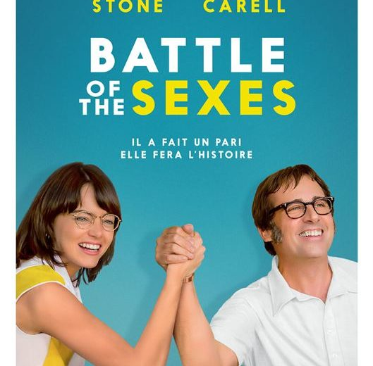CINEMA – BATTLE OF THE SEXES à JARNAC - 0