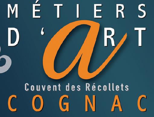 EXPO VENTE – MÉTIERS D'ART DE COGNAC à COGNAC - 0