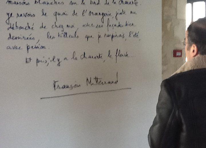 MUSÉE FRANÇOIS MITTERRAND à JARNAC - 2