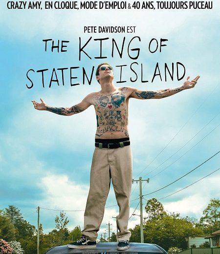 CINEMA THE KING OF STATEN ISLAND (VO) à JARNAC - 1