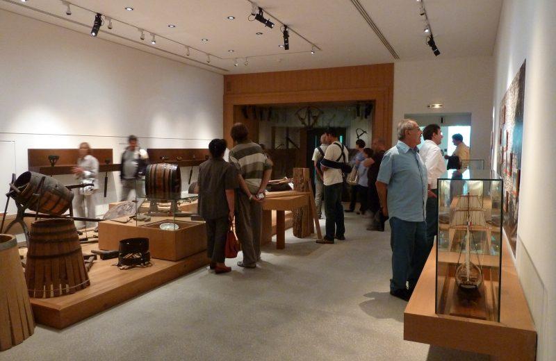 MUSÉE DES ARTS DU COGNAC à COGNAC - 1
