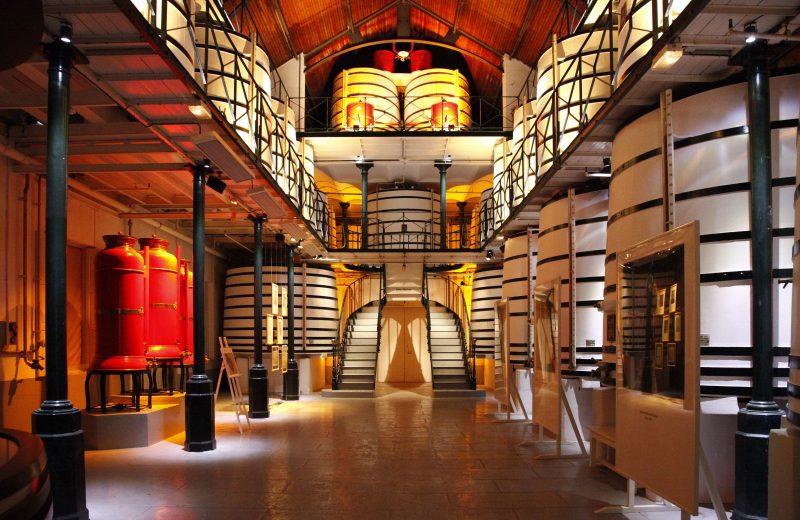 Maison Rémy Martin à Cognac - 2