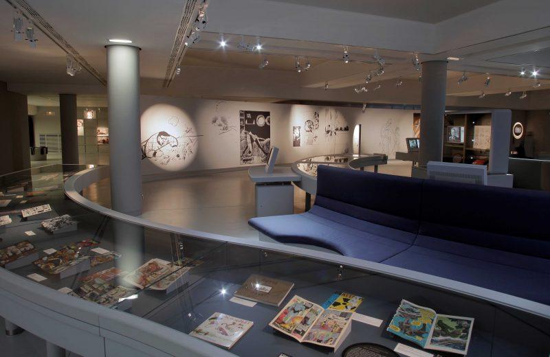 Musée de la Bande Dessinée à Angoulême - 1