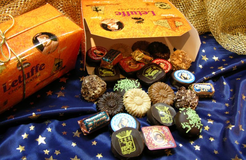 Chocolaterie Letuffe à Trois-Palis - 3
