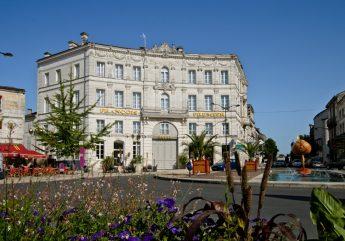 Hôtel François Ier Extérieur