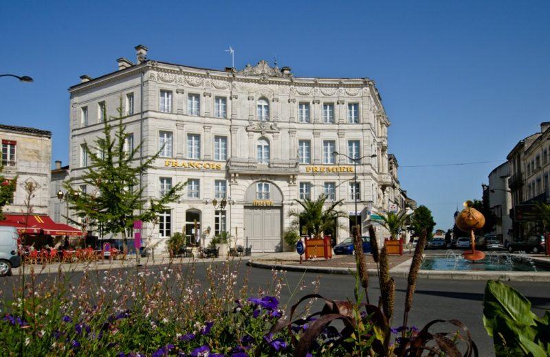 Hôtel François Premier à Cognac - 0