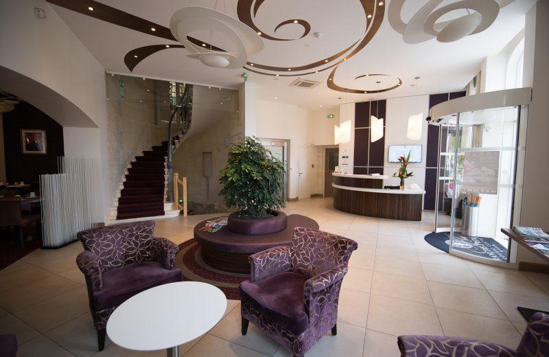 Hôtel François Premier à Cognac - 1