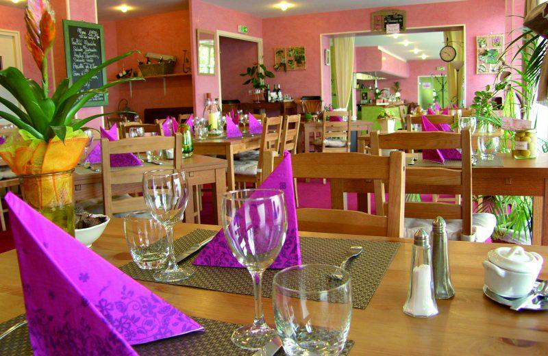 Restaurant Le Passiflore à Châteaubernard - 1