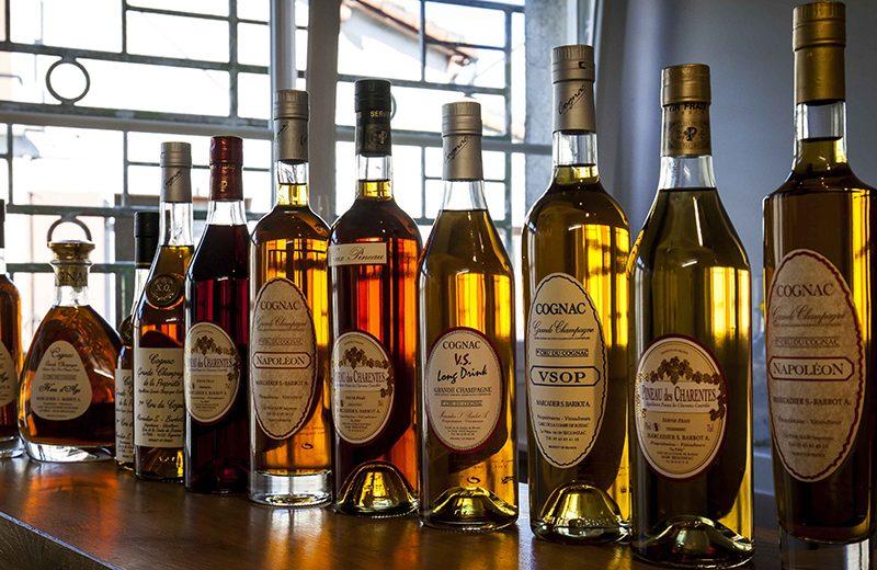 Cognac Barbot Marcadier à Segonzac - 1