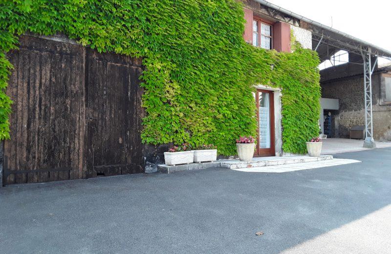 Meublé_jusqu'à 4pers – La Combe à Châteauneuf-sur-Charente - 0