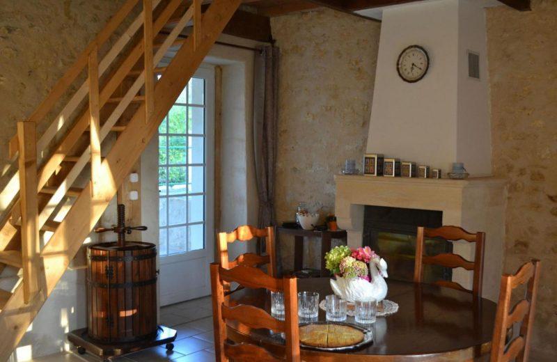 Meublé_jusqu'à 4pers – La Minotte à Saint-Sulpice-de-Cognac - 1