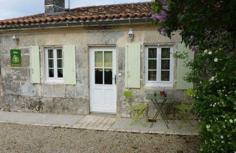 Meublé_jusqu'à 4pers – Gîte Brioux à Châteauneuf-sur-Charente - 13