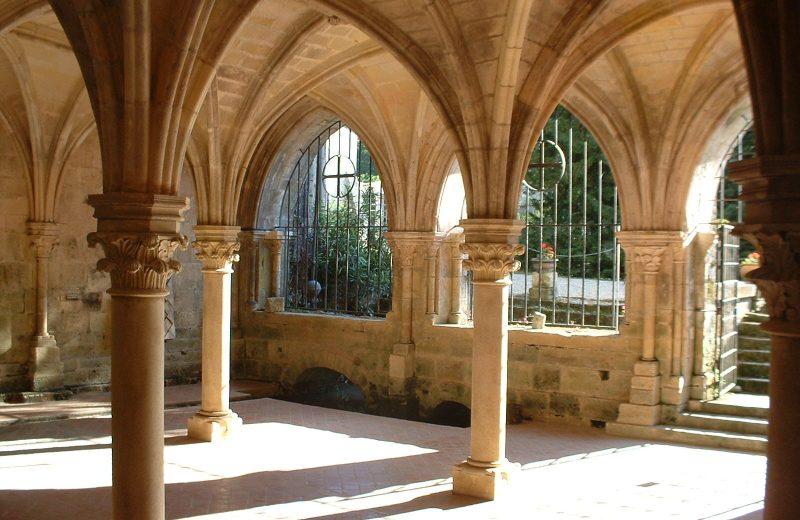 Abbaye de Fontdouce à Saint-Bris-des-Bois - 2