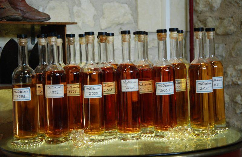 Cognac Rémy Couillebaud à Moulidars - 1