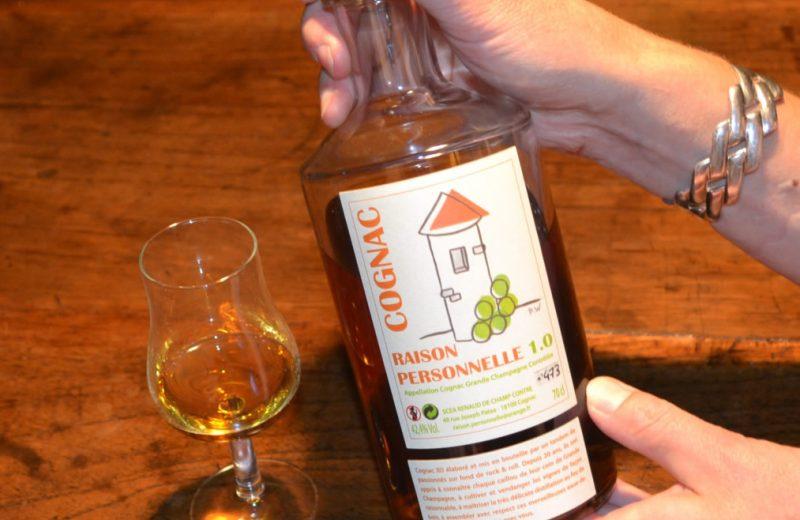 Cognac Raison Personnelle à Angeac-Champagne - 4