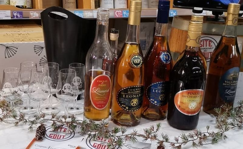 Léonard Pineau Cognac à Mainxe-Gondeville - 5