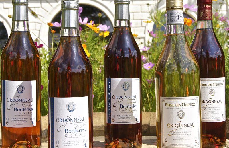 Maison Cognac Ordonneau à Cherves-Richemont - 2