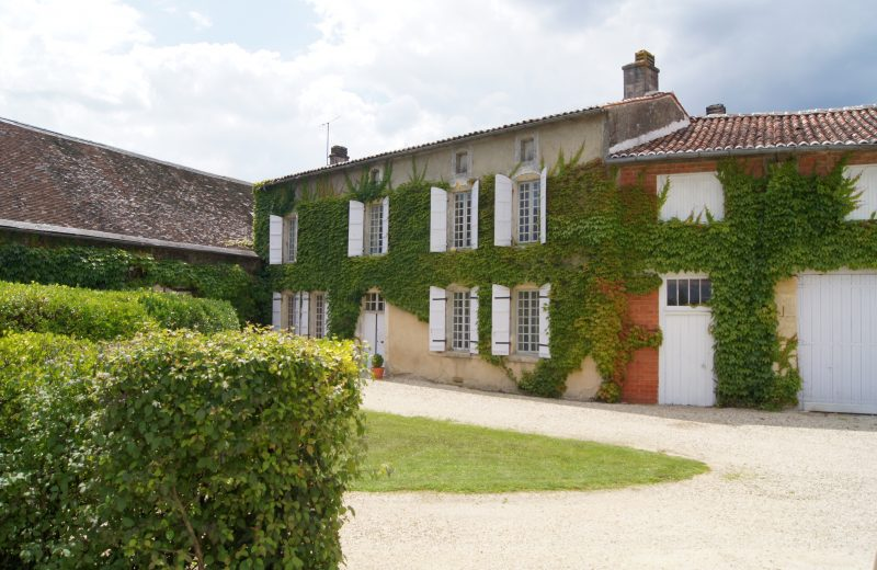 Maison Cognac Ordonneau à Cherves-Richemont - 1