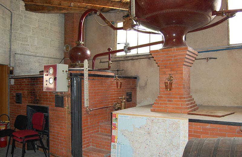 Pineau Cognac Guiet Petit à Verrières - 1