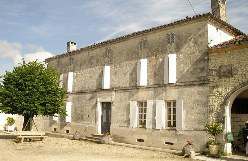 Pineau Cognac Guiet Petit à Verrières - 2