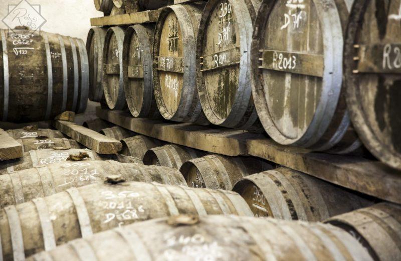 Cognac G & C Raby à Segonzac - 1