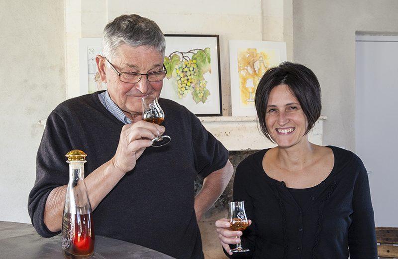 Cognac G & C Raby à Segonzac - 2