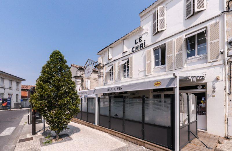 Restaurant Le Chai à Cognac - 0