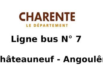 Ligne bus n°7