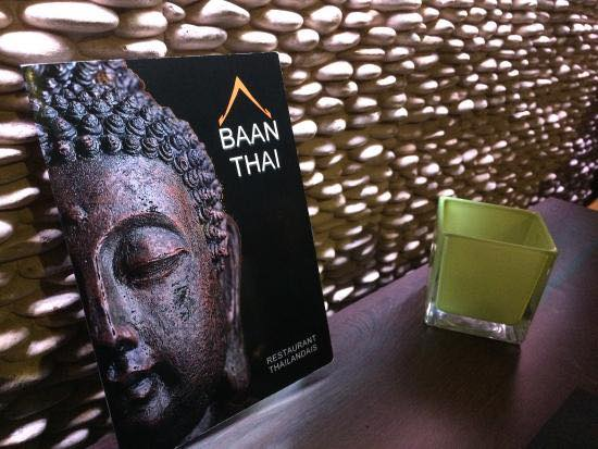 Restaurant Baan Thaï à Cognac - 0