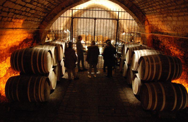 Cognac Thomas Hine & C° à Jarnac - 2