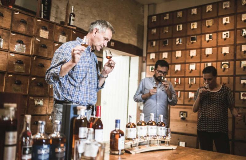 Bache Gabrielsen Cognac à Cognac - 1