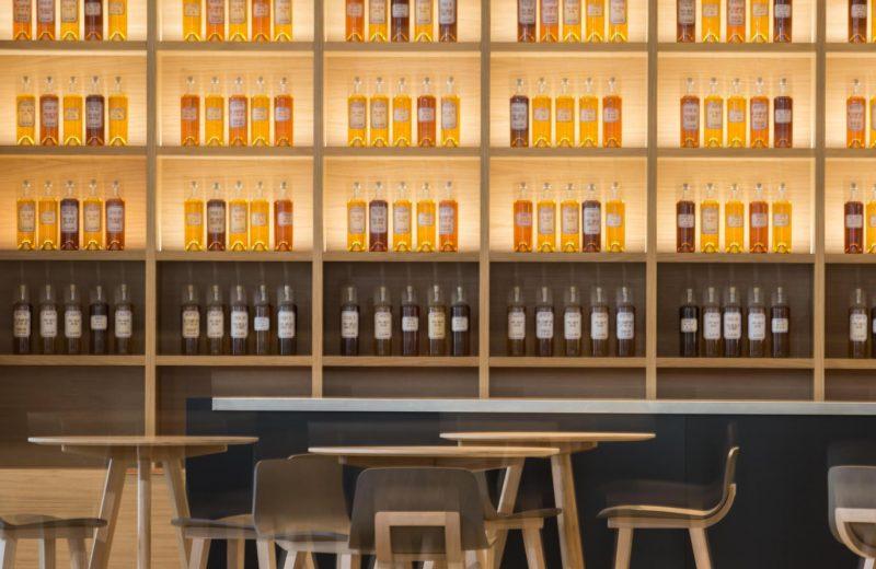 Martell & Co à Cognac - 2
