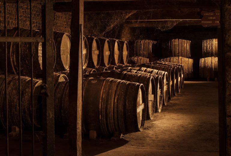 Cognac Frapin à Segonzac - 5
