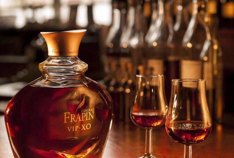 Cognac Frapin à Segonzac - 2