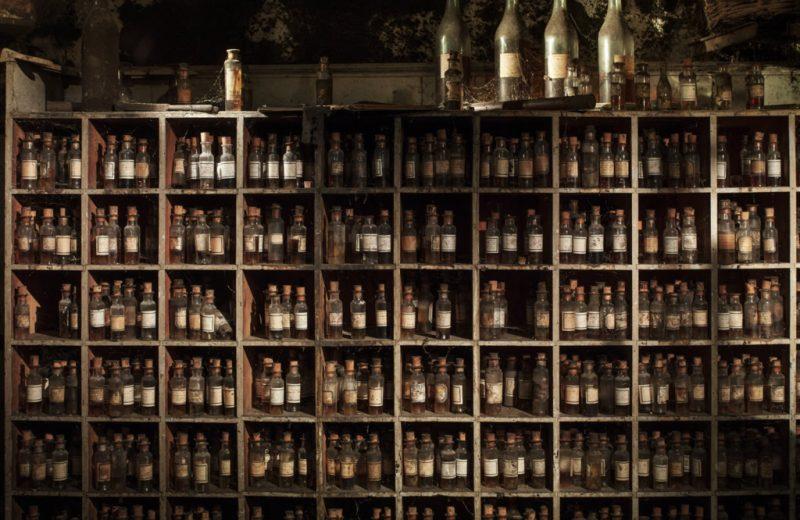 Cognac Frapin à Segonzac - 3